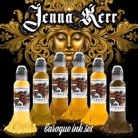 Jenna Kerr Baroque Set 1oz