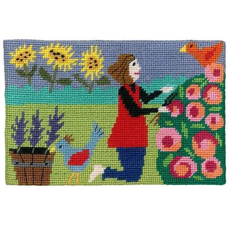 Jennifer Pudney Postcard - I'd Rather be Gardening