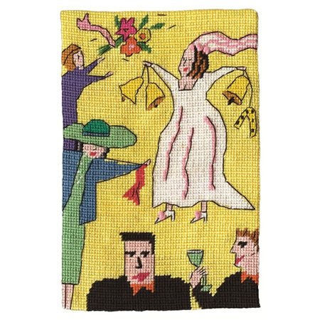 Jennifer Pudney Postcard - Wedding Bells