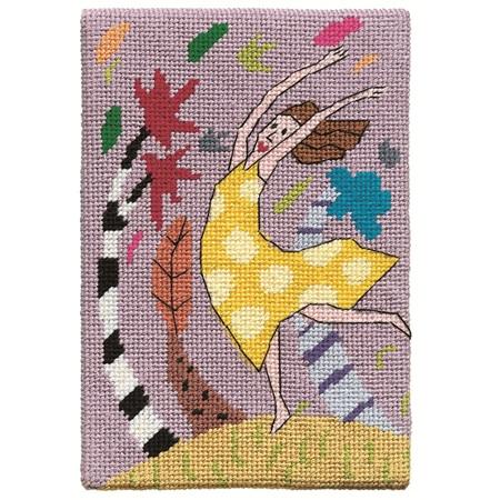 Jennifer Pudney Postcard - Wind Dancer