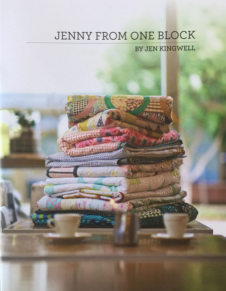 Jenny From on Block Booklet