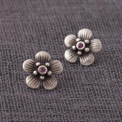 Jewelled Manuka Stud Earrings