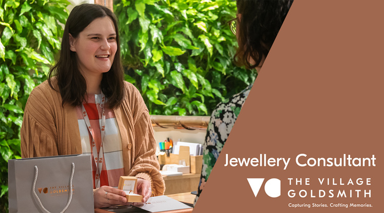 Jewellery consultant career opportunity jobs wellington