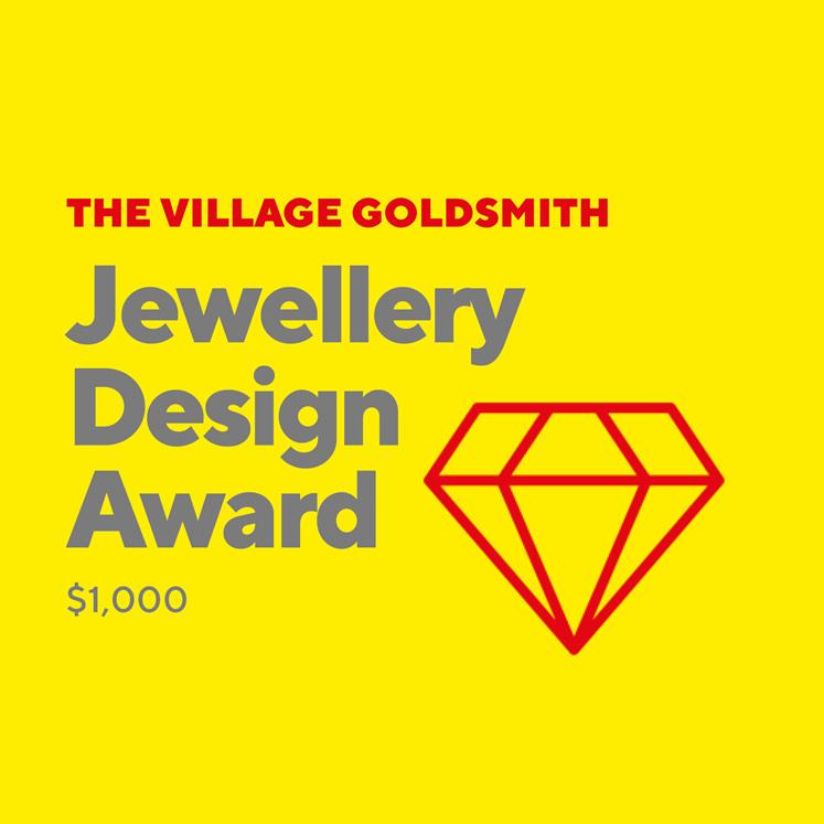 Jewellery Design Award, The Village Goldsmith, Design Competition