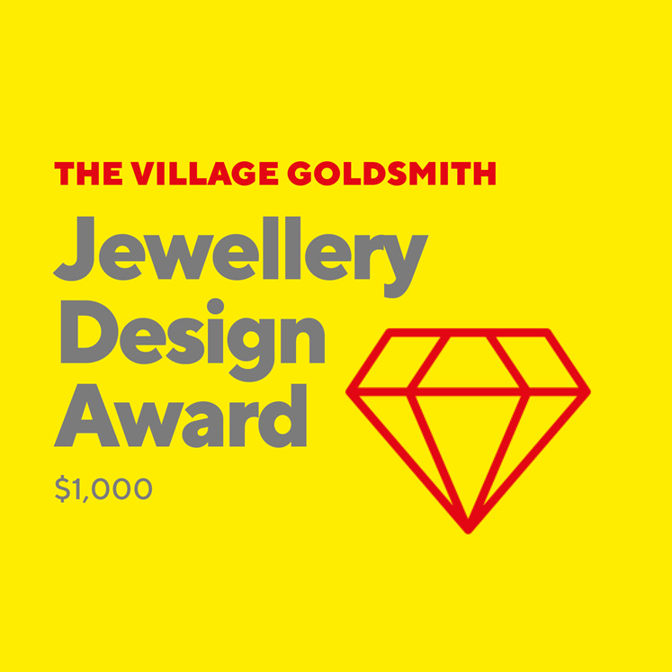 Jewellery Design Award, The Village Goldsmith, Design Competition