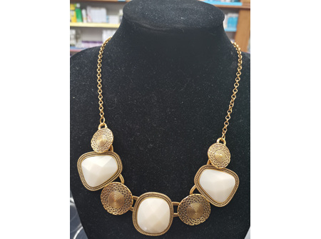 Jewelry Sparkling Gold Necklace For Women