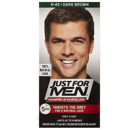 JFM Haircolour Brown Black