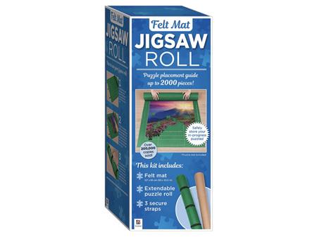 Jigsaw Felt Puzzle Roll