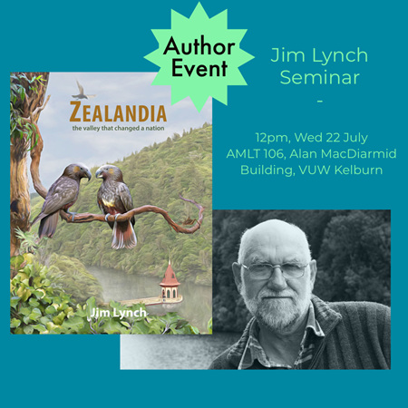 Jim Lynch: Author Talk
