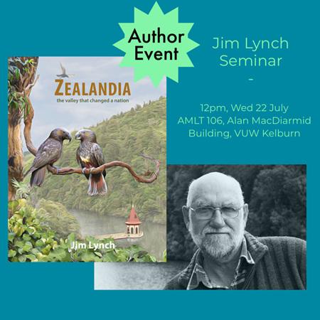 Jim Lynch: Author Talk