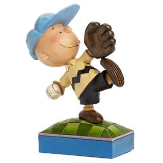 Jim Shore - Charlie Brown Ornament