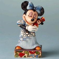 Jim Shore - Disney -  Minnie as Marie