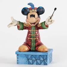 Jim Shore - Disney Traditions - Band Leader Mickey