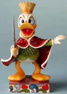 Jim Shore- Donald the Mouse King