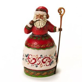"Jim Shore Heartwood Creek ""Christmas Cheer"""