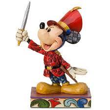 "Jim Shore Heartwood Creek ""Mickey as the Nutcracker"""