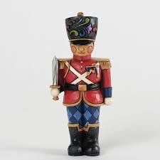 Jim Shore Heartwood Creek Mini Soldier