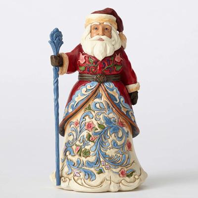 Jim Shore - Heartwood Creek - Norweigan Santa
