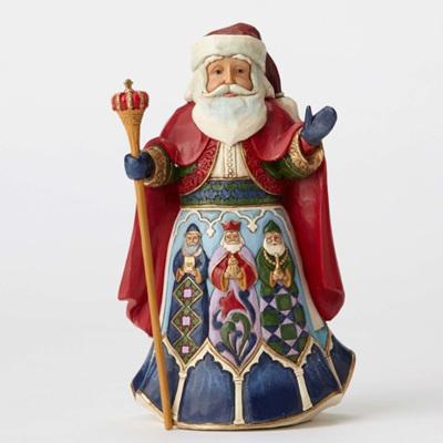 Jim Shore - Heartwood Creek - Spanish Santa