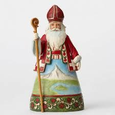 Jim Shore - Heartwood Creek - Swiss Santa