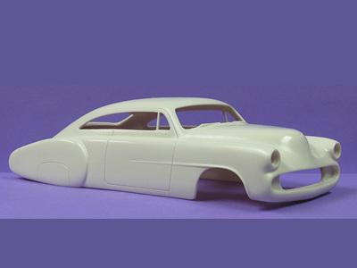 Jimmy Flintstone 1/25 NB22 - 1951 Chopped Chevy Custom