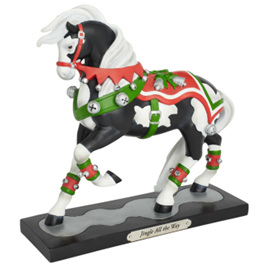 Jingle All the way - Painted Pony