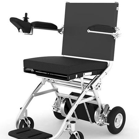 Jinmed ZJ Travel Folding Electric Wheelchair