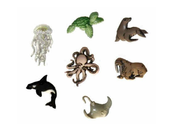 JJ4664   Sea Creatures