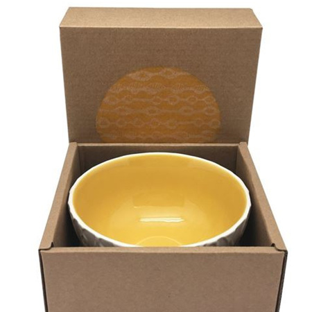 Jo Luping  Design Kowhai Bowl Collection