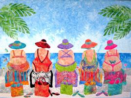 JoAnn Hoffman - Beach Bums
