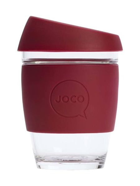 Joco Glass Travel Cup Ruby Wine