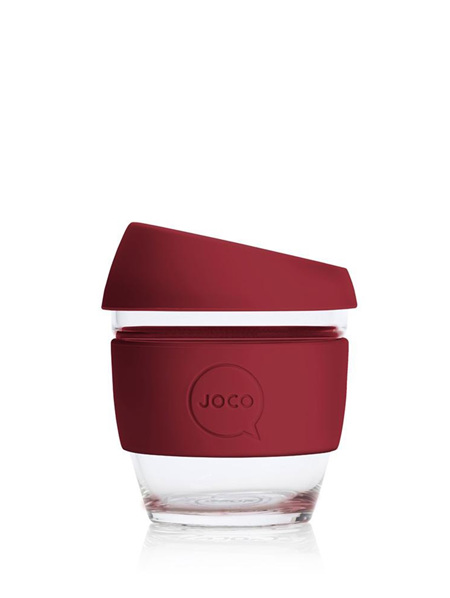 Joco Glass Travel Cup Ruby Wine