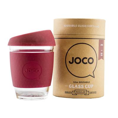 Joco Glass Travel Cup Ruby Wine 355 mls