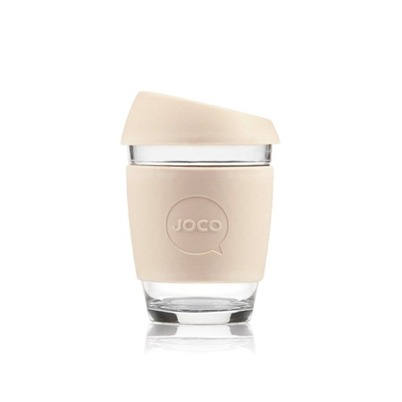 Joco Glass Travel Cup Sandstone