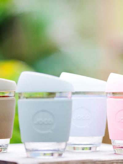 Joco Glass Travel Cups