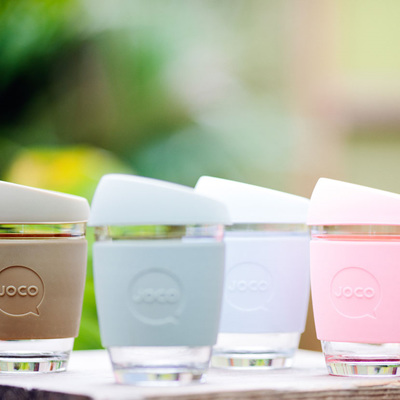 Joco Glass Travel Cups
