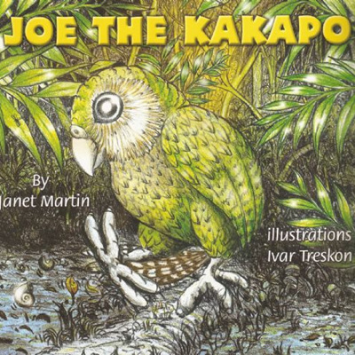 Joe the Kakapo