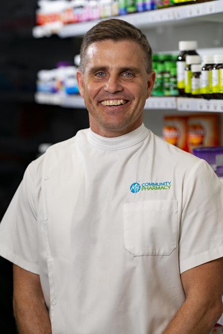 John - Pharmacist