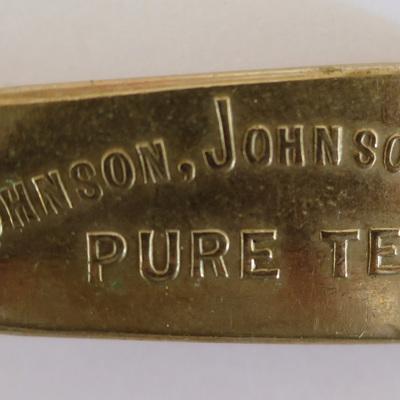 Johnson Johnson and Co. Pure Tea