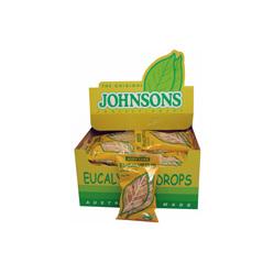 JOHNSONS EUC WITH GLUCOSE 24