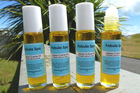 Jojoba Cuticle Oil