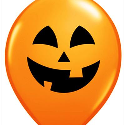 Jolly Jack 11inch Halloween balloon