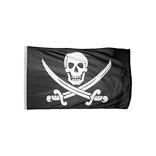 jolly roger, pirate flag, rent