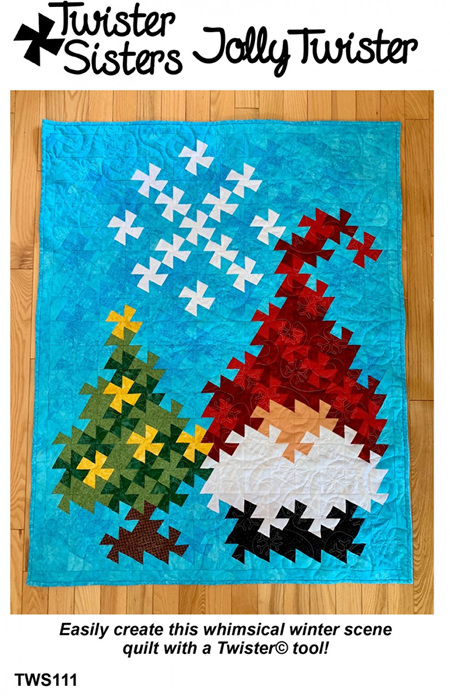 Jolly Twister Pattern by Twister Sister Designs