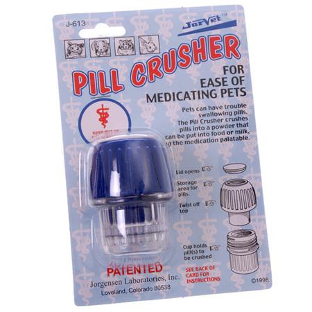 Jorvet Pill Crusher
