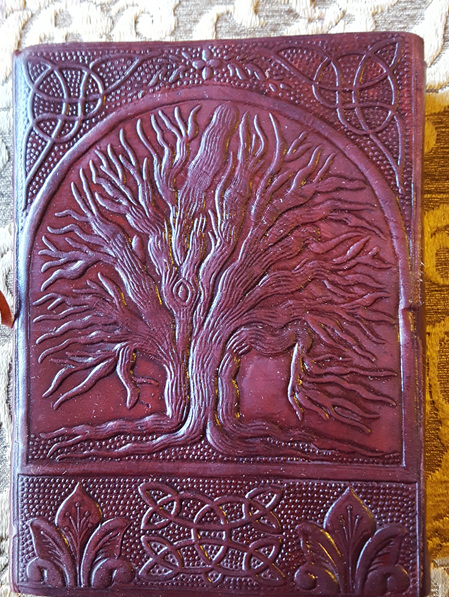Journal 13A - Medium Journal With Tree of Life