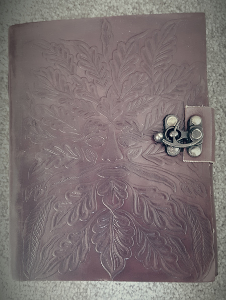 Journal 24 - with Green Man Cover