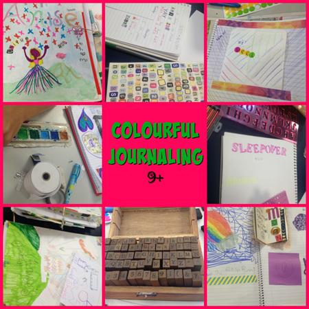 Journaling +9s