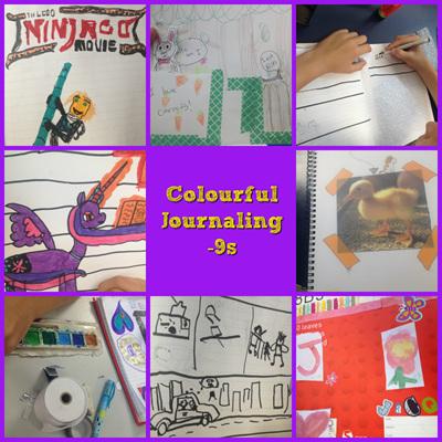 Journaling -9s