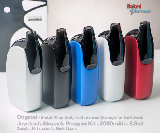 Joyetech Atopack Penguin Kit - 2000mAh - 8.8ml